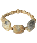 Bracelet BORIS agate
