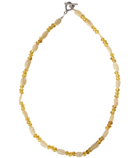 Collier ambre AMAIA