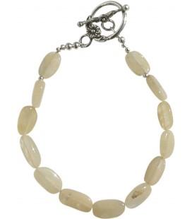 Bracelet Amandine citrine