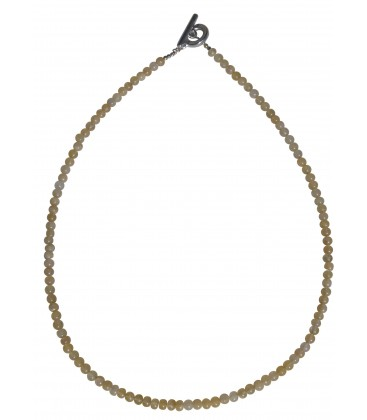 Collier Alice citrine