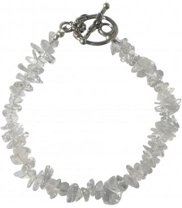 Bracelet Chips cristal de roche