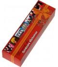 Boite KDO encens tibétain master box de 6 boites
