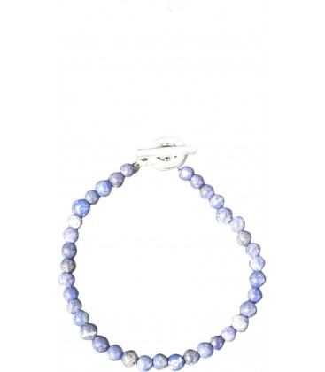 Bracelet Alice lapis lazuli