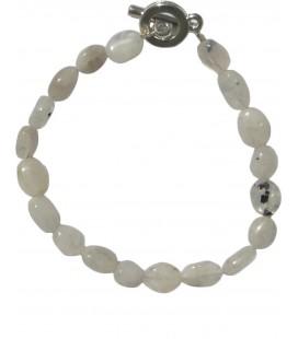 Bracelet Amandine pierre de lune