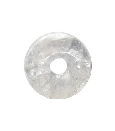 Pendentif Donuts cristal de roche