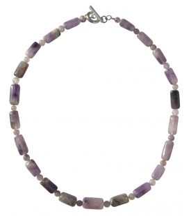 Collier Purple en améthyste