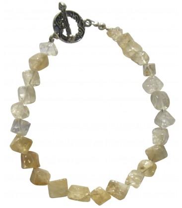 Bracelet Thierry citrine