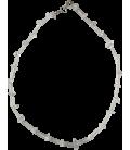 Collier Abel en cristal de roche