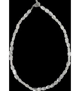 Collier Amandine cristal de roche