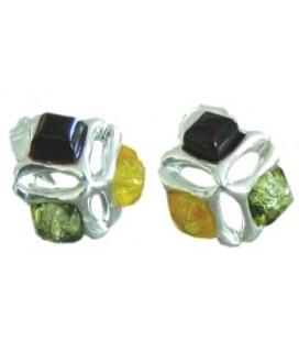 Boucles d'oreille Triskel