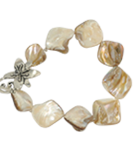 Bracelet Sirène nacre
