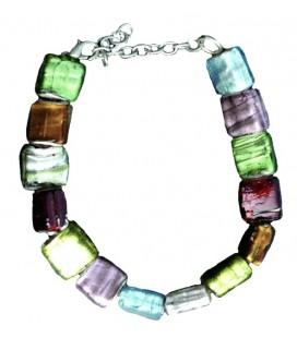 Bracelet Venise en verre de Murano