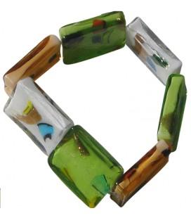 Collier AMAURY verre de Murano