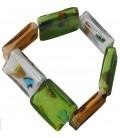 Bracelet AMAURY verre de Murano