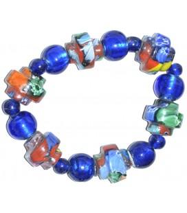 Bracelet ZIGGY en verre de Murano -5%